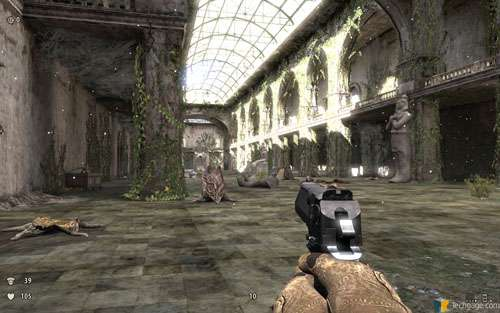 Serious Sam III BFE Running Under Ubuntu Linux