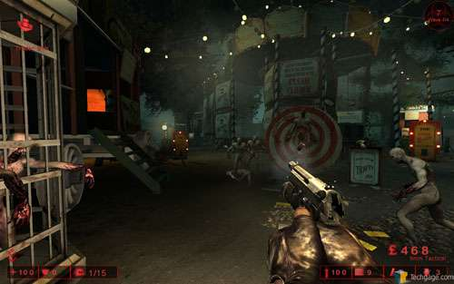 Killing Floor Running Under Ubuntu Linux
