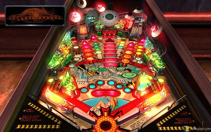 The Pinball Arcade - Attack from Mars
