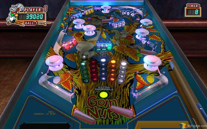 The Pinball Arcade - Goin Nuts