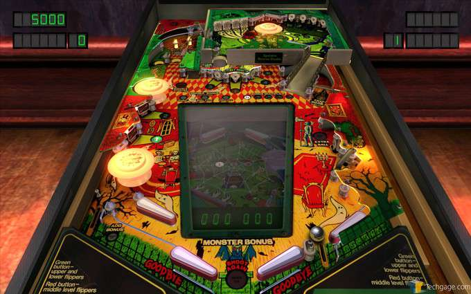 The Pinball Arcade - Haunted House