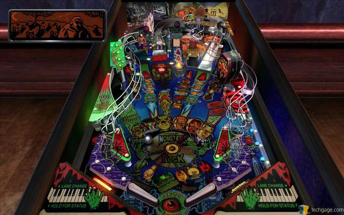 The Pinball Arcade - Monster Bash