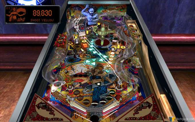 The Pinball Arcade - Tales of the Arabian Nights