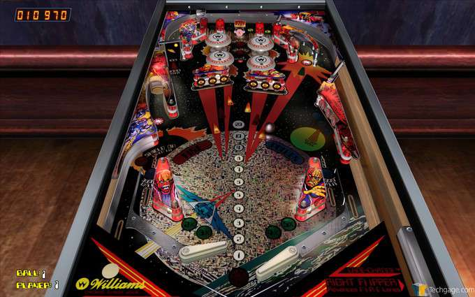 The Pinball Arcade - Firepower