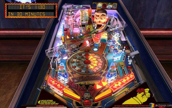 The Pinball Arcade - Funhouse