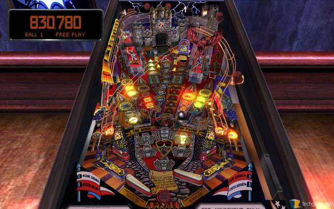 The Pinball Arcade - Medieval Madness