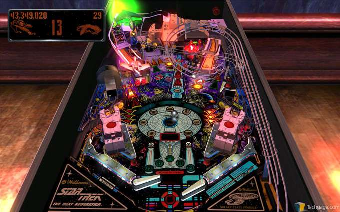 The Pinball Arcade - Star Trek: The Next Generation
