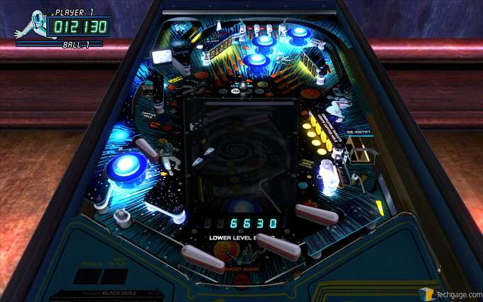 The Pinball Arcade - Black Hole