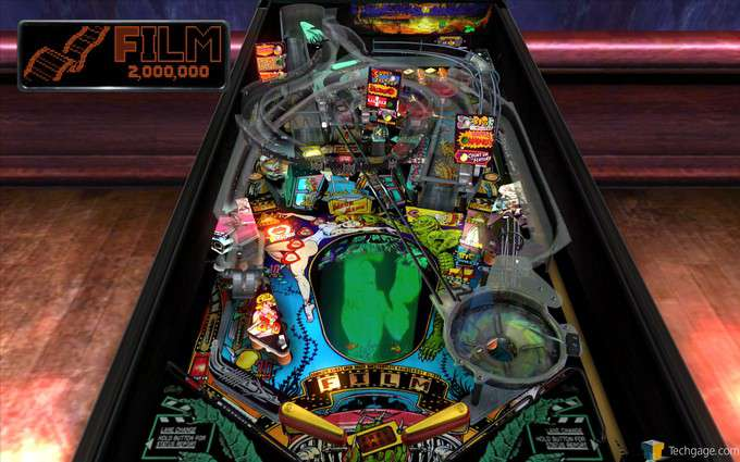 The Pinball Arcade - Creature from the Black Lagoon