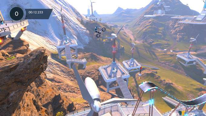Trials Fusion Review: Future Stunt Biking, Slightly Exaggerated