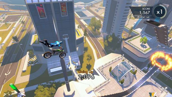Trials Fusion - Stunt Biking
