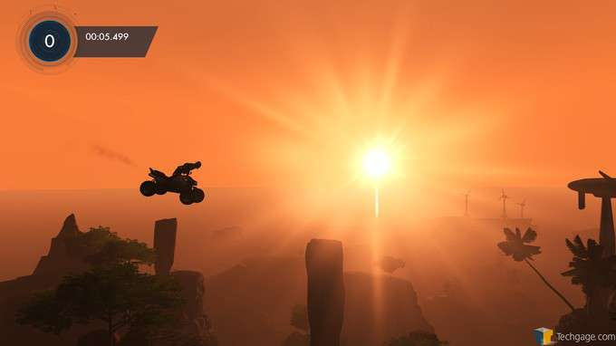 Trials Fusion - Dusk ATVing