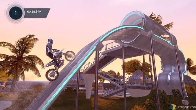 Trials Fusion - Just Another Day at the Resort