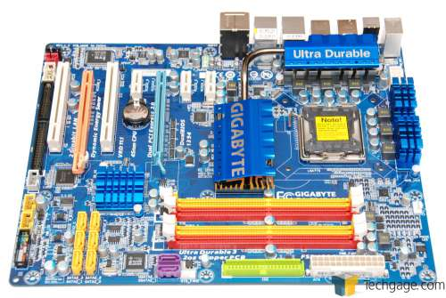 Gigabyte GA-EP45T-UD3P SATA2 Drivers Download Free