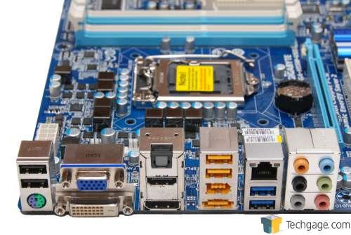 Gigabyte H55M-USB3 \u2013 The Ultimate $100 H55 Board? \u2013 Techgage