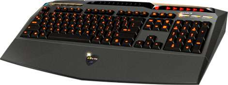 GIGABYTE Aivia K8100 Gaming Keyboard