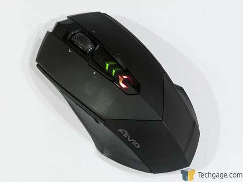 Gigabyte M8600 Wireless Gaming Mouse