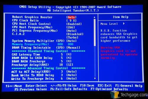 Gigabyte GA-X38-DQ6 – Techgage