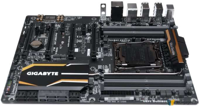 GIGABYTE X99-UD4 Motherboard - Overview