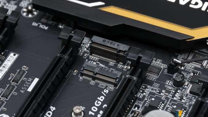 GIGABYTE X99-UD4 Motherboard - M.2 Slot