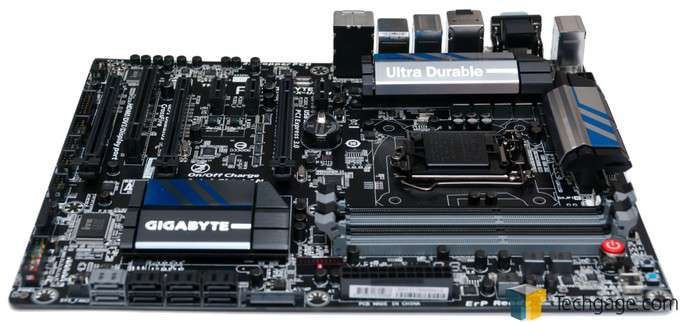 GIGABYTE Z87X-UD3H Motherboard Review