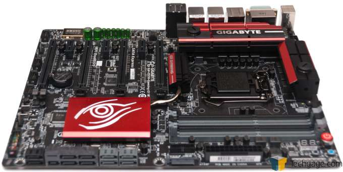 GIGABYTE Z97X-Gaming G1 WIFI-BK - Board Overview