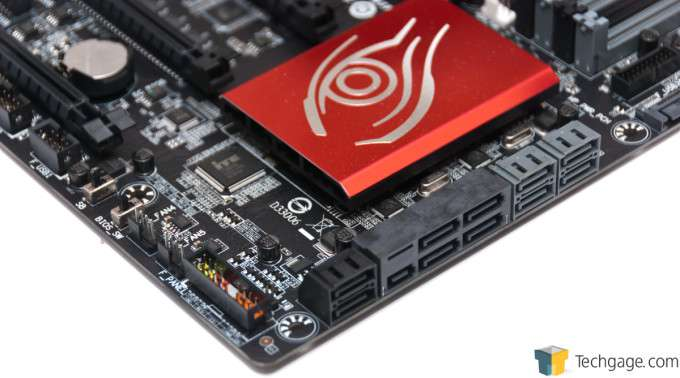 GIGABYTE Z97X-Gaming G1 WIFI-BK - SATA and Chassis Connectors