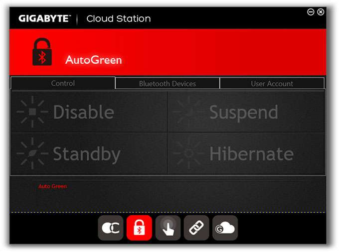 GIGABYTE Z97X-Gaming G1 WIFI-BK Software - Cloud Station