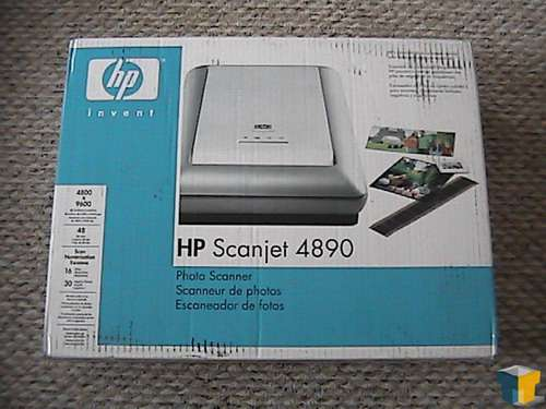 HP 4890 SCANNER DRIVERS UPDATE