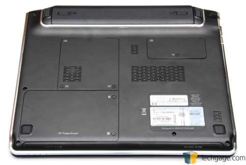 HP dv2 12 1″ Ultra-Portable Notebook – Techgage