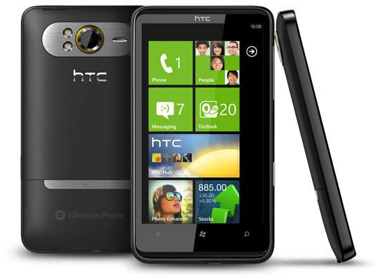 HTC HD7 Windows Phone 7 Smartphone