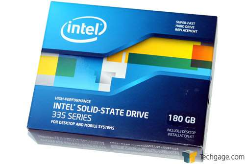 Intel 335 Series 180GB SSD