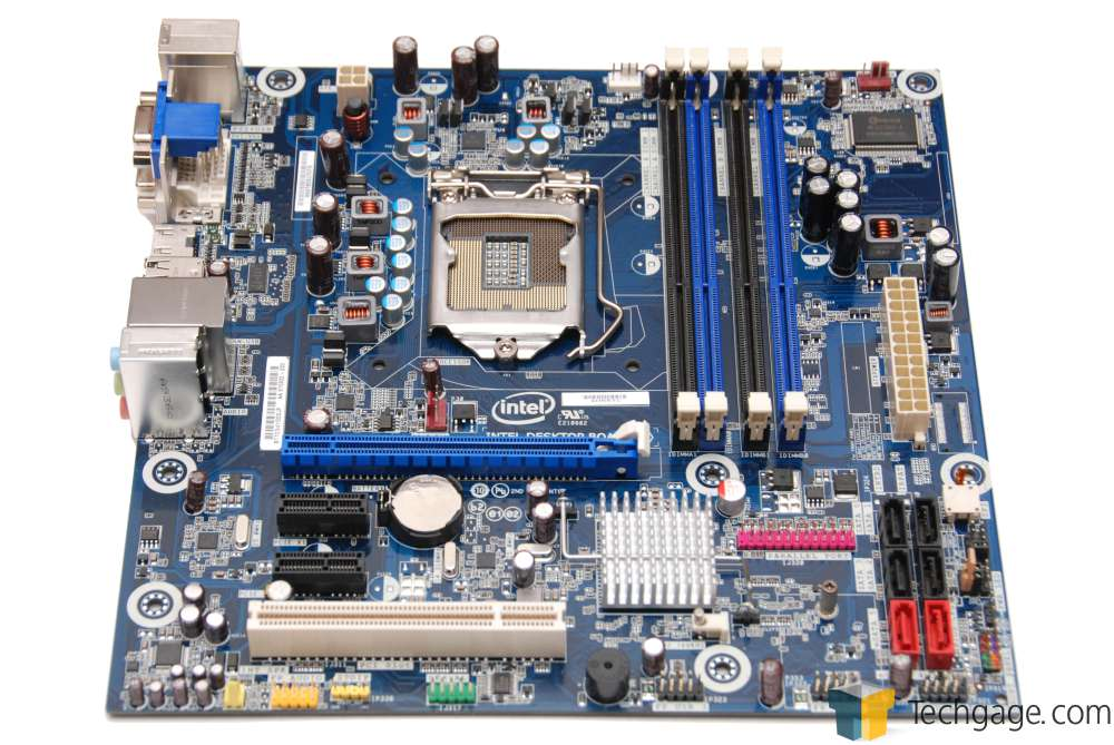 Intel desktop board d915gev