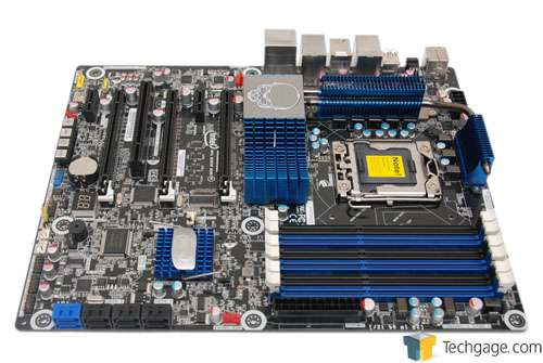 Intel DX58SO2 Motherboard