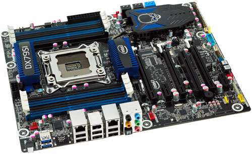 Intel DX79SI 'Siler' Motherboard