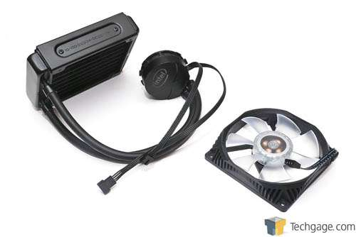 Intel RTS2011LC Liquid CPU Cooler