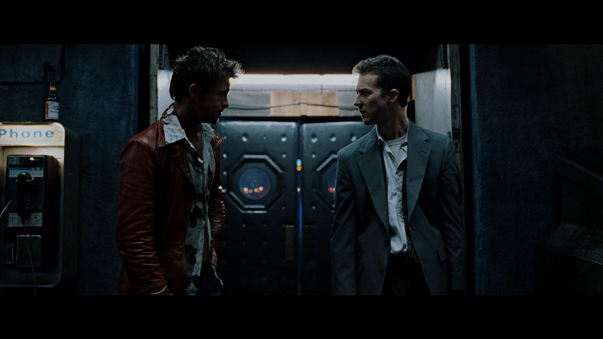 film review of fight club Our reviews stuart jeffries he gets knocked down, but he gets up again author chuck palahniuk talks to stuart jeffries about writing fight club, and his even darker novels.