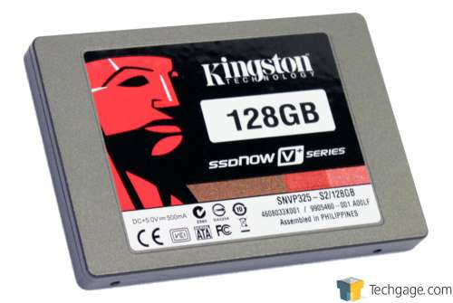 Kingston SSDNow V+ Series 128GB