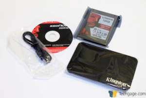 Kingston 128GB SSDNow V Series