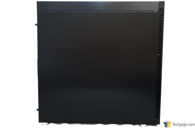 Lian Li PC-A61 - Left Side Panel