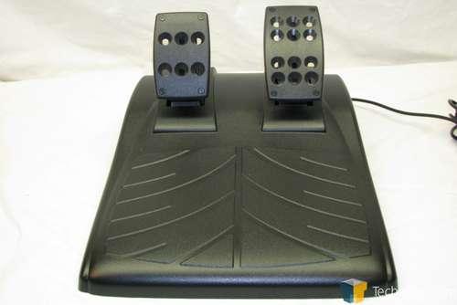 Pedaliera Logitech GT driving force