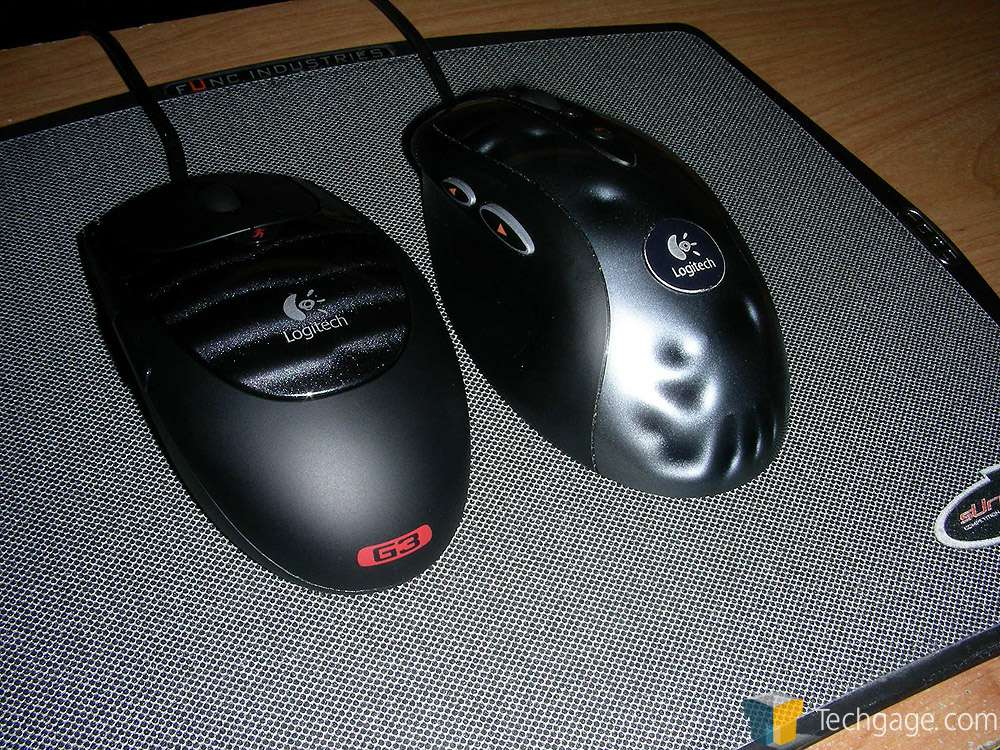 Techgage Image - Logitech G3 Laser Mouse