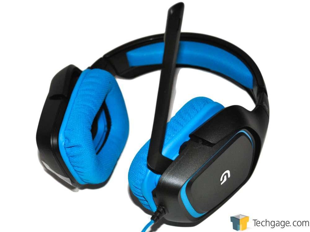 logitech pro g headset
