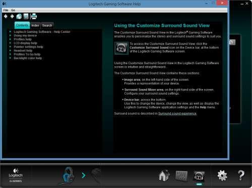 can't update logitech g430 firmware