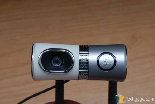 Webcam review logitech congratulate, this