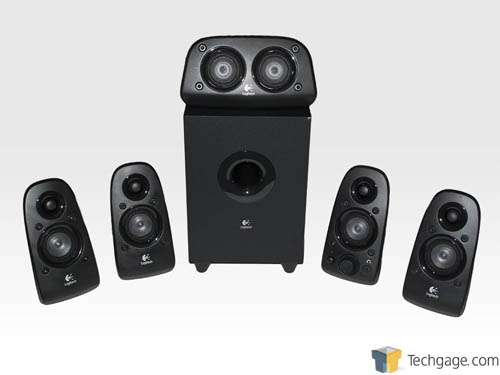 Logitech Z506 Speakers