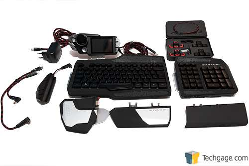 Mad Catz STRIKE 7 Keyboard
