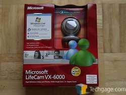NEW DRIVER: MICROSOFT LIFECAM VX6000