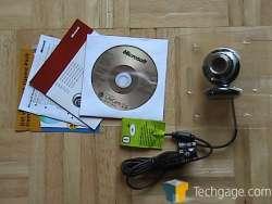 Microsoft LifeCam VX-6000 & VX-3000 – Techgage