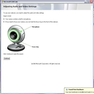 You May Download Best Here: MICROSOFT LIFECAM VX3000 DRIVERS